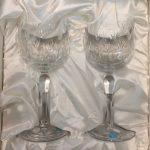 ティファニー フローレットペアワイングラスをお買取りしました!